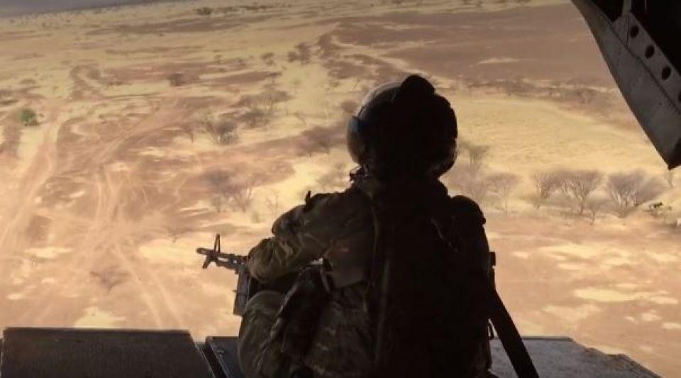 soldats opération Barkhane militaires Mali