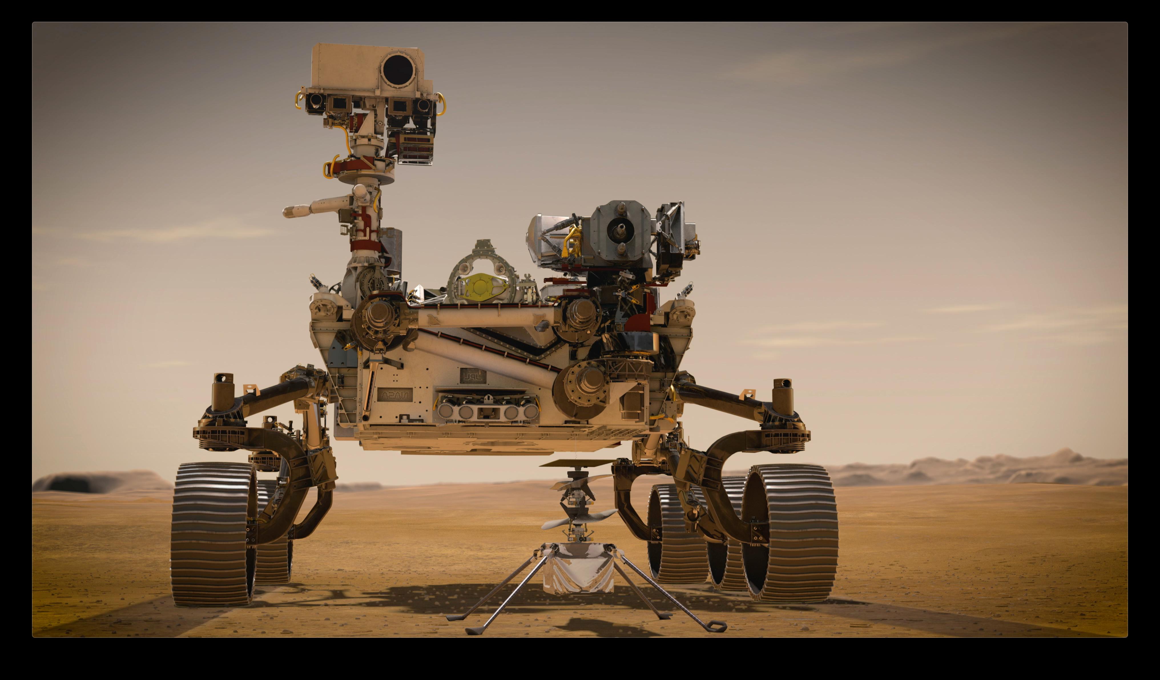 Pourquoi trouver des traces de vie passée sur Mars aurait des conséquences bien concrètes sur Terre