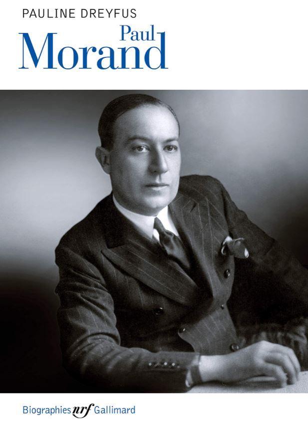 """Pauline Dreyfus a publié une biographie de """"Paul Morand"""" aux éditions Gallimard. Ce livre vient de recevoir le Prix Goncourt de la biographie."""