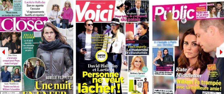 Céline Dion : avec Pepe, elle aurait bien voulu mais... il est gay ; Kate Middleton humiliée par William ? ; M. Pokora importe Christina à Paris, Nabilla exporte Thomas & parents à Dubaï ; Kim Kardashian travaille à son diplôme d'avocat