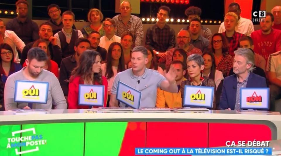 """Matthieu Delormeau dit """"vivre dans la peur"""" depuis son coming-out"""