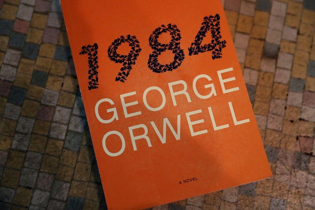 1984 Orwell France novlangue