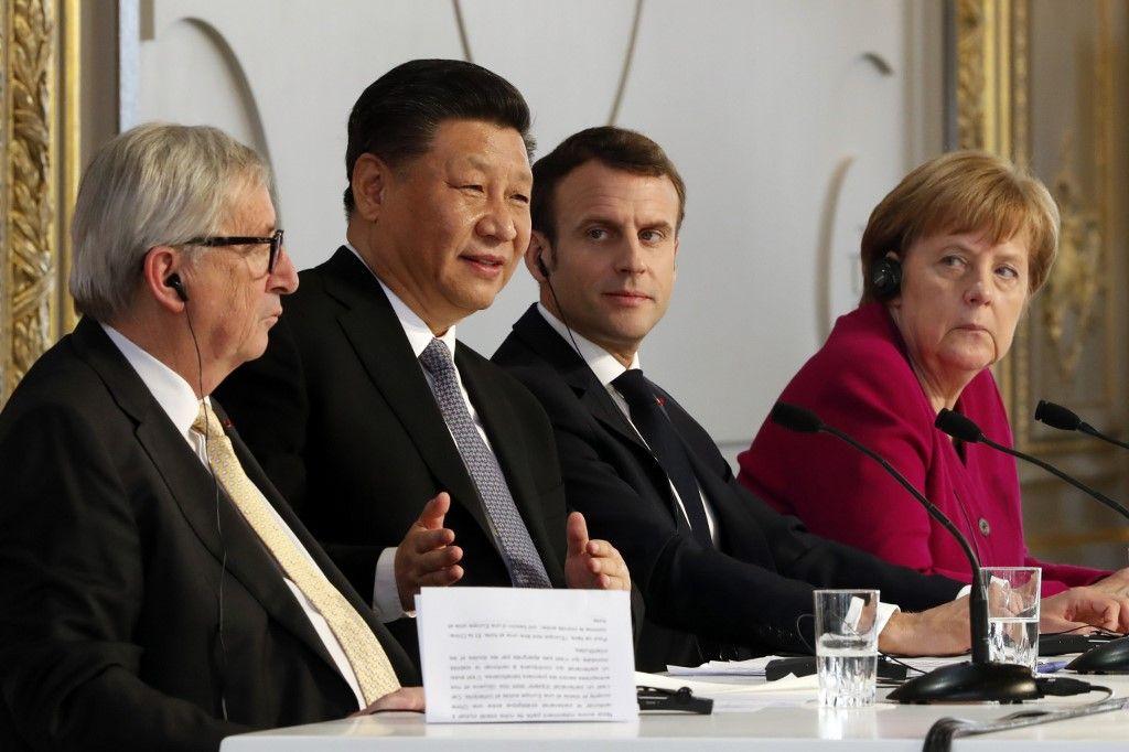 Marxiste dedans, ultralibérale dehors, la Chine fait perdre ses moyens à l'Europe