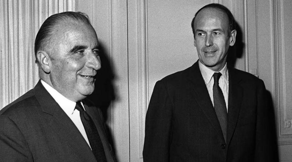 Mort de Valéry Giscard d'Estaing : retrouvez les cinq moments-clés de sa vie politique