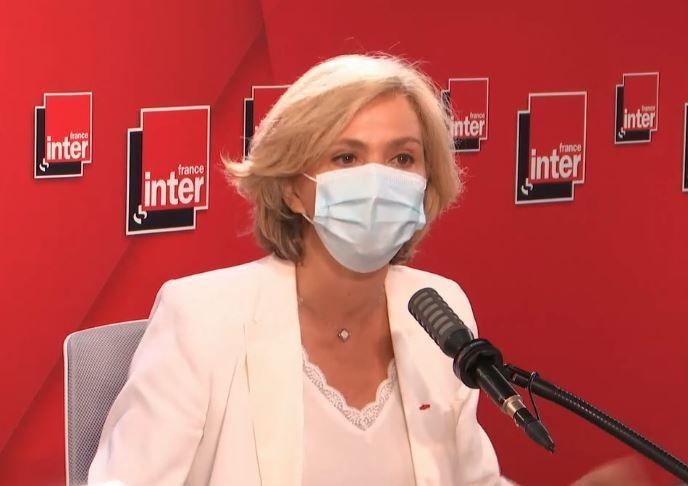 Valérie Pécresse, la présidente de la région Ile-de-France, était l'invitée de France Inter ce jeudi 10 juin.