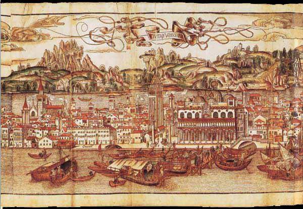 Venise au Moyen-Age : carrefour des civilisations