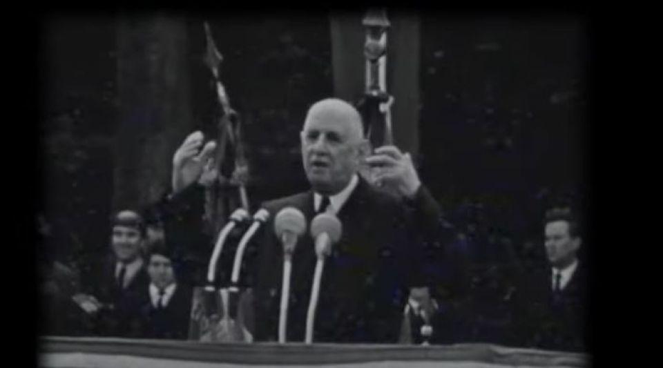général de Gaulle France Emmanuel Macron hommage