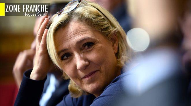 Marine Le Pen: le retour de la walking dead