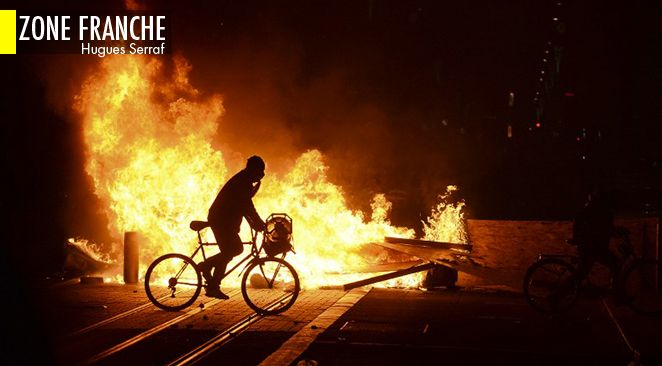 Le modèle démocratique français : violence partout, neurones nulle part