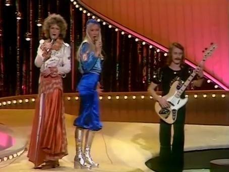 Le groupe ABBA portait des tenues ridicules... pour payer moins d'impôts