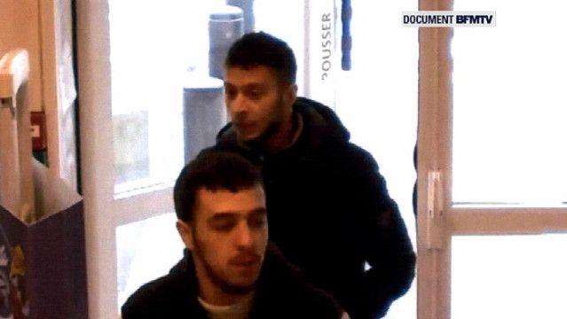 Attentats de paris : les premières images de la fuite de Salah Abdeslam diffusées