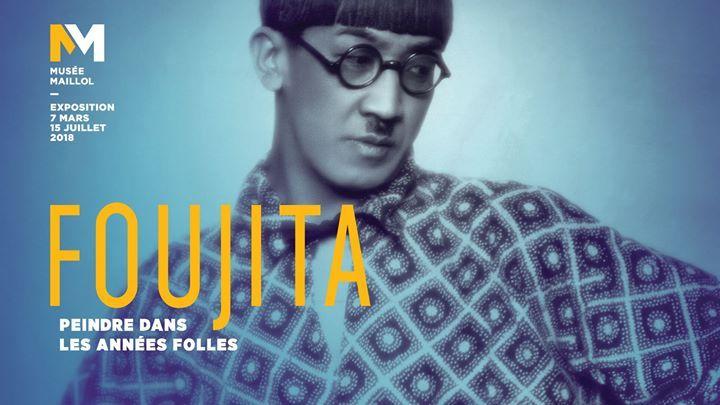 Exposition Foujita : Un grand dessinateur et un grand passeur de culture