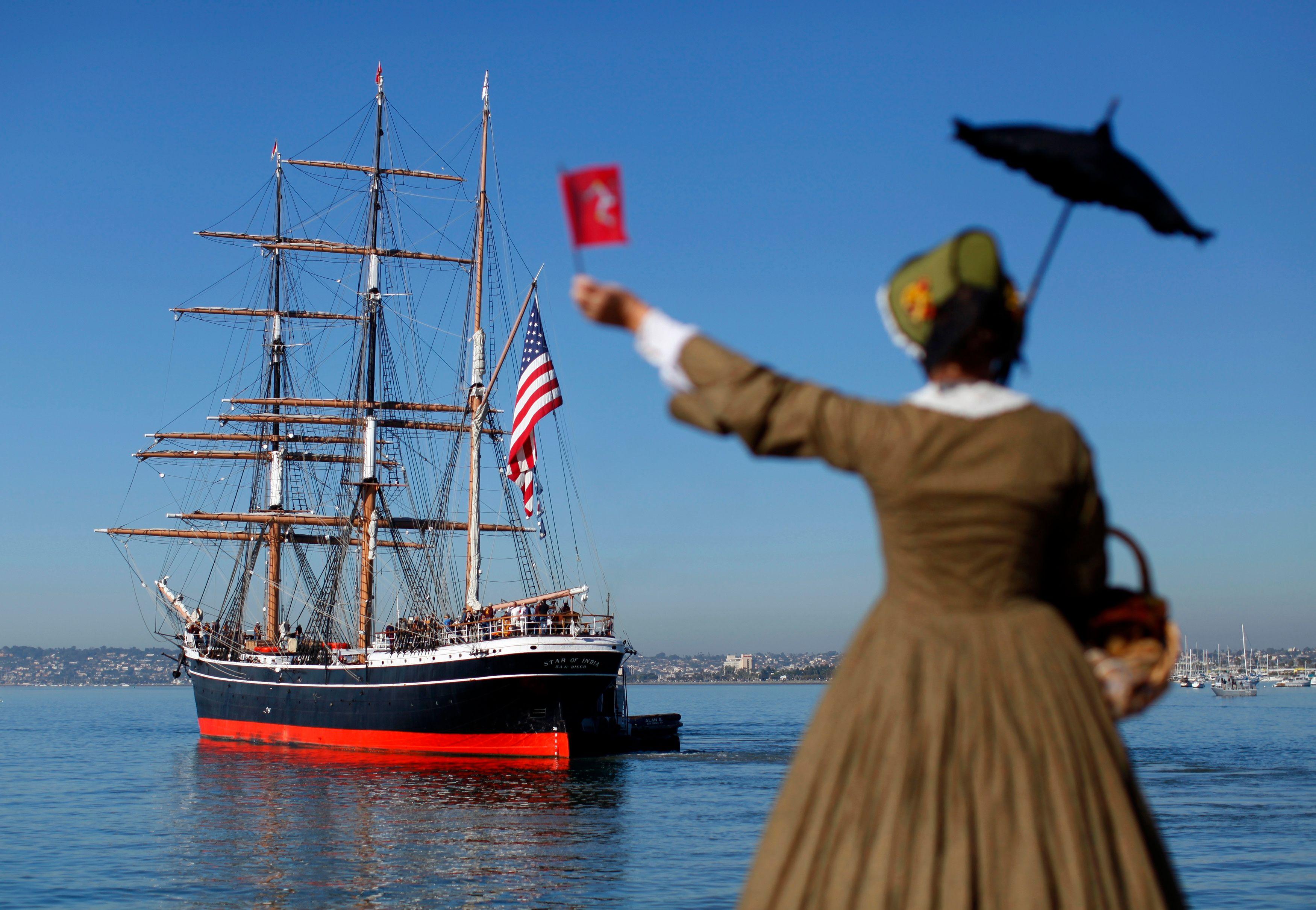 L'Amérique n'a pas été découverte par Christophe Colomb mais par un navigateur musulman !