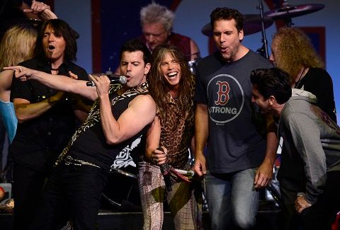 Aerosmith a gagné plus d'argent grâce à Guitar Hero qu'à n'importe lequel de ses albums