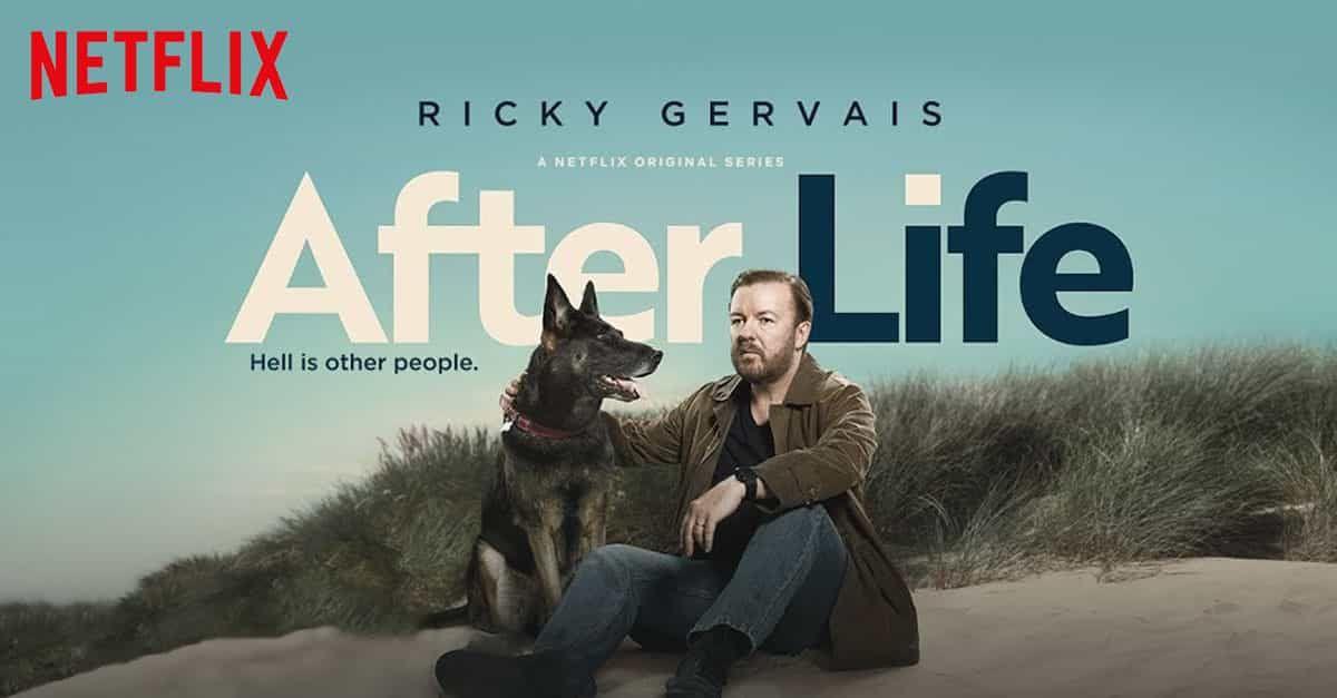 """Pépites séries TV : """"After life"""" sur Netflix, à point pour l'été !"""