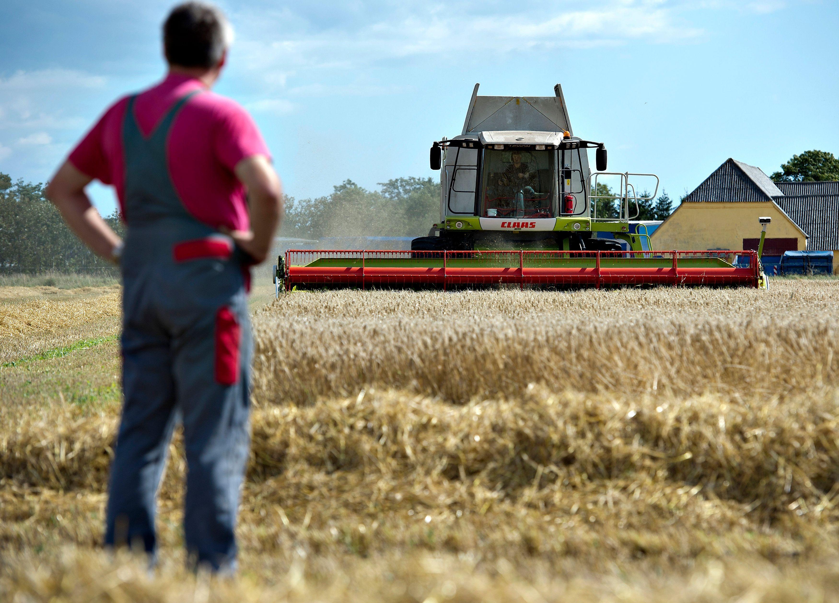 Les aléas financiers : l'épée de Damoclès au-dessus des agriculteurs