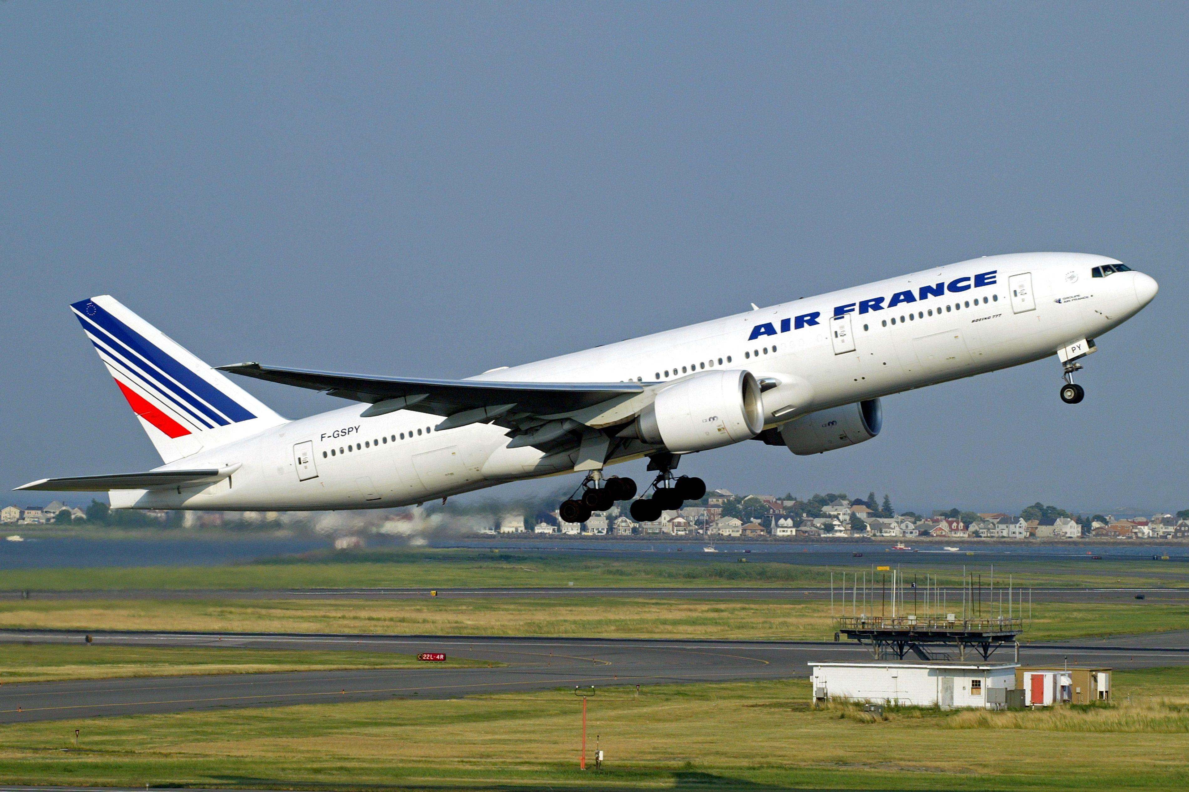 70% des vols assurés par Air France pour le cinquième jour de grève.