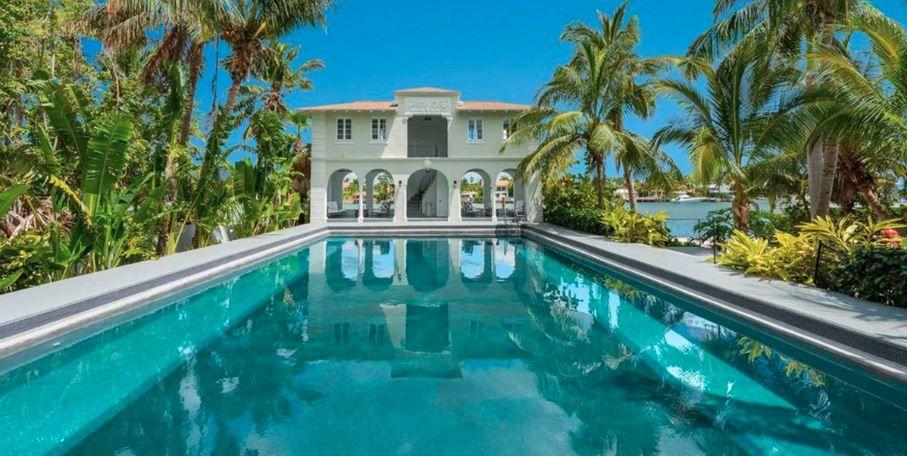 Immobilier : L'ancienne maison d'Al Capone est accessible pour 11,6 millions d'euros