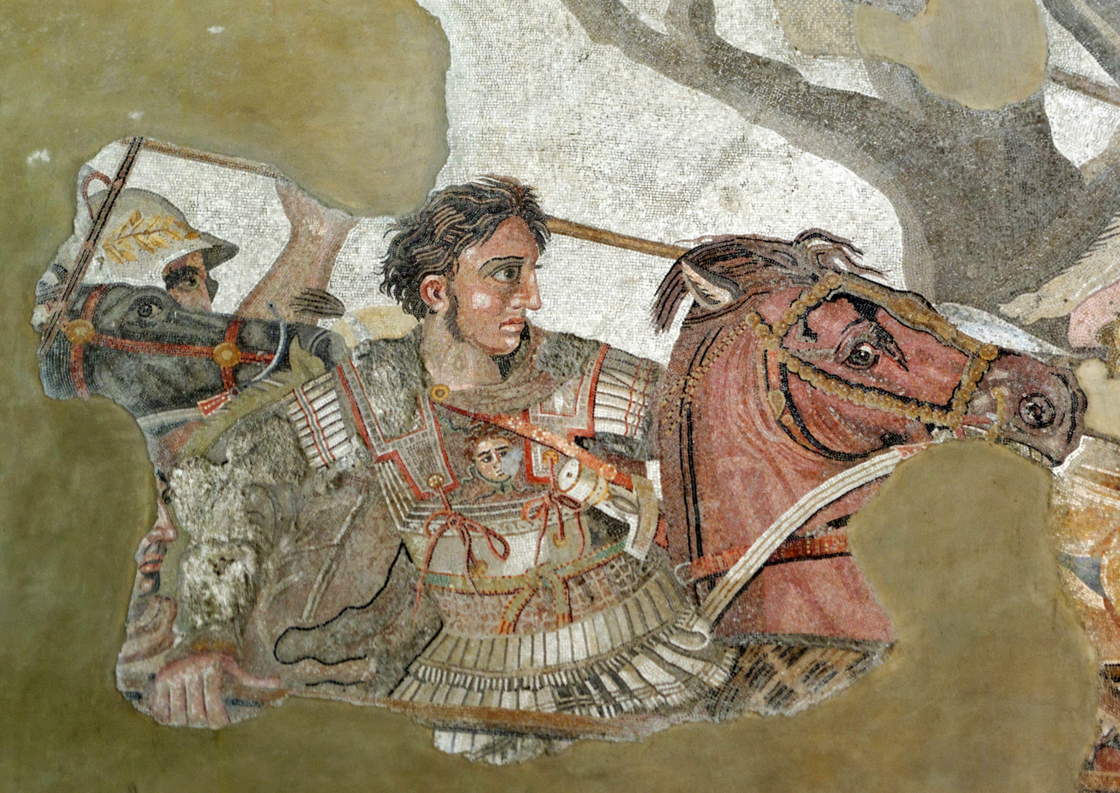 Une cité antique fondée par Alexandre le Grand redécouverte... grâce au conflit en Irak