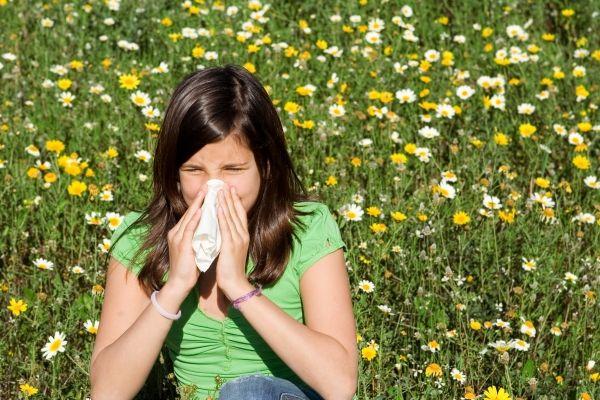 A l'horizon 2050, la moitié de la population française sera allergique à quelque chose.