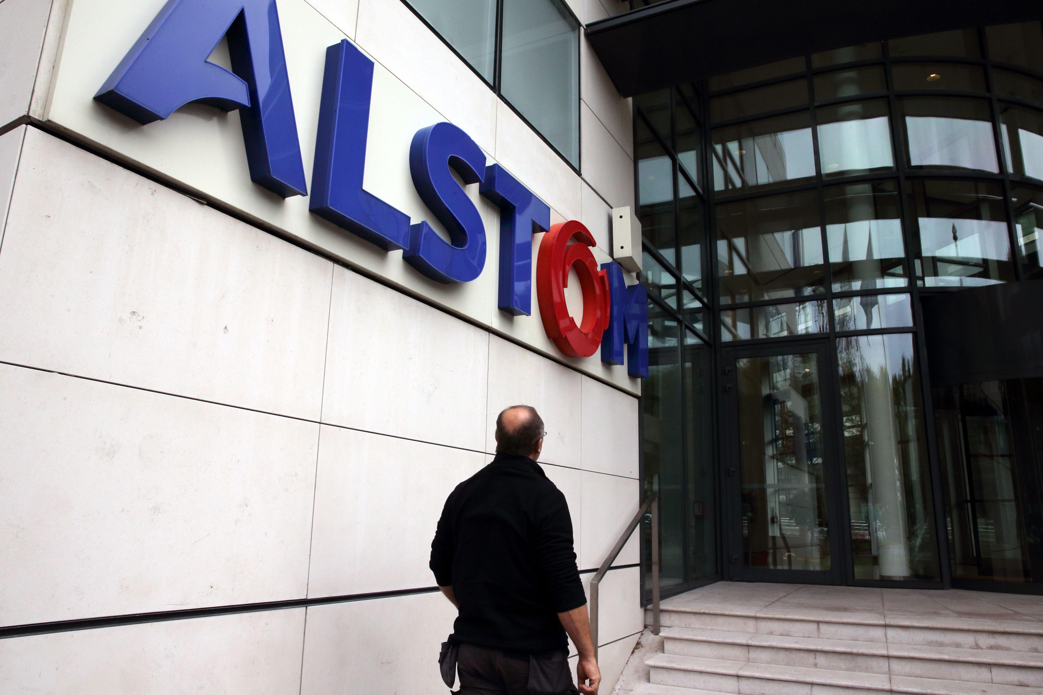 """Alstom : les Français favorables à une """"nationalisation temporaire"""" de l'entreprise"""