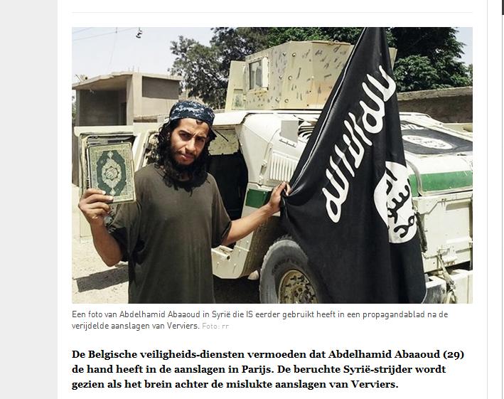 """Ce qu'on sait d'Abdelhamid Abaaoud, """"cerveau"""" présumé des attentats de Paris"""