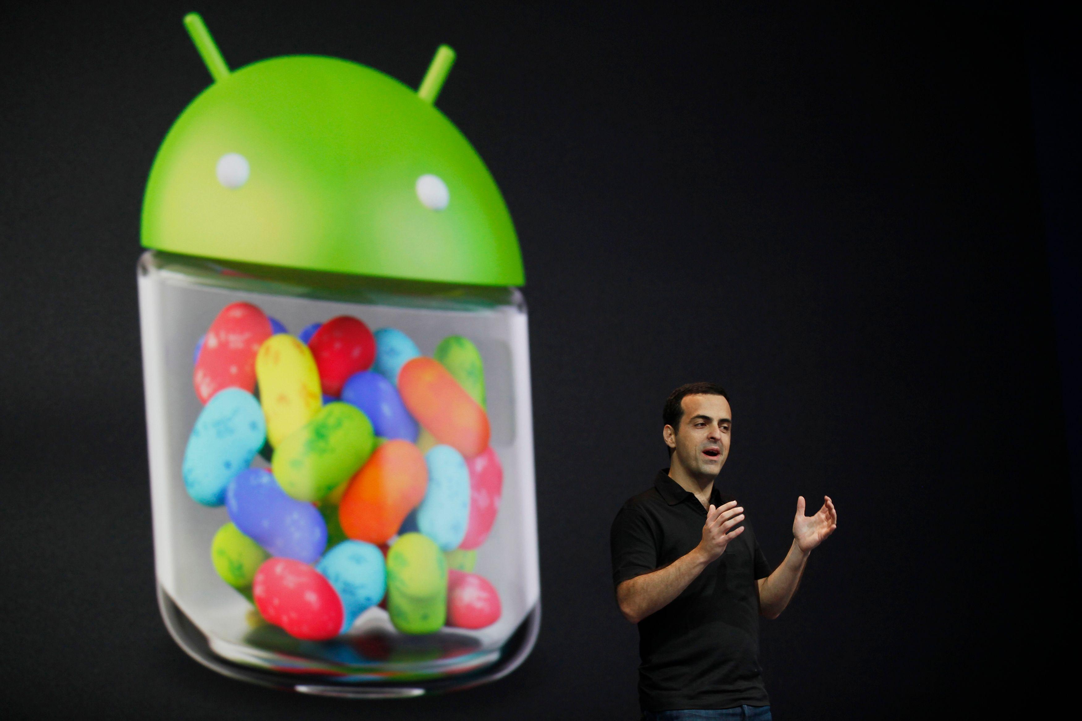 99% des attaques de virus sur des smartphones ont eu lieu sur des systèmes Android.
