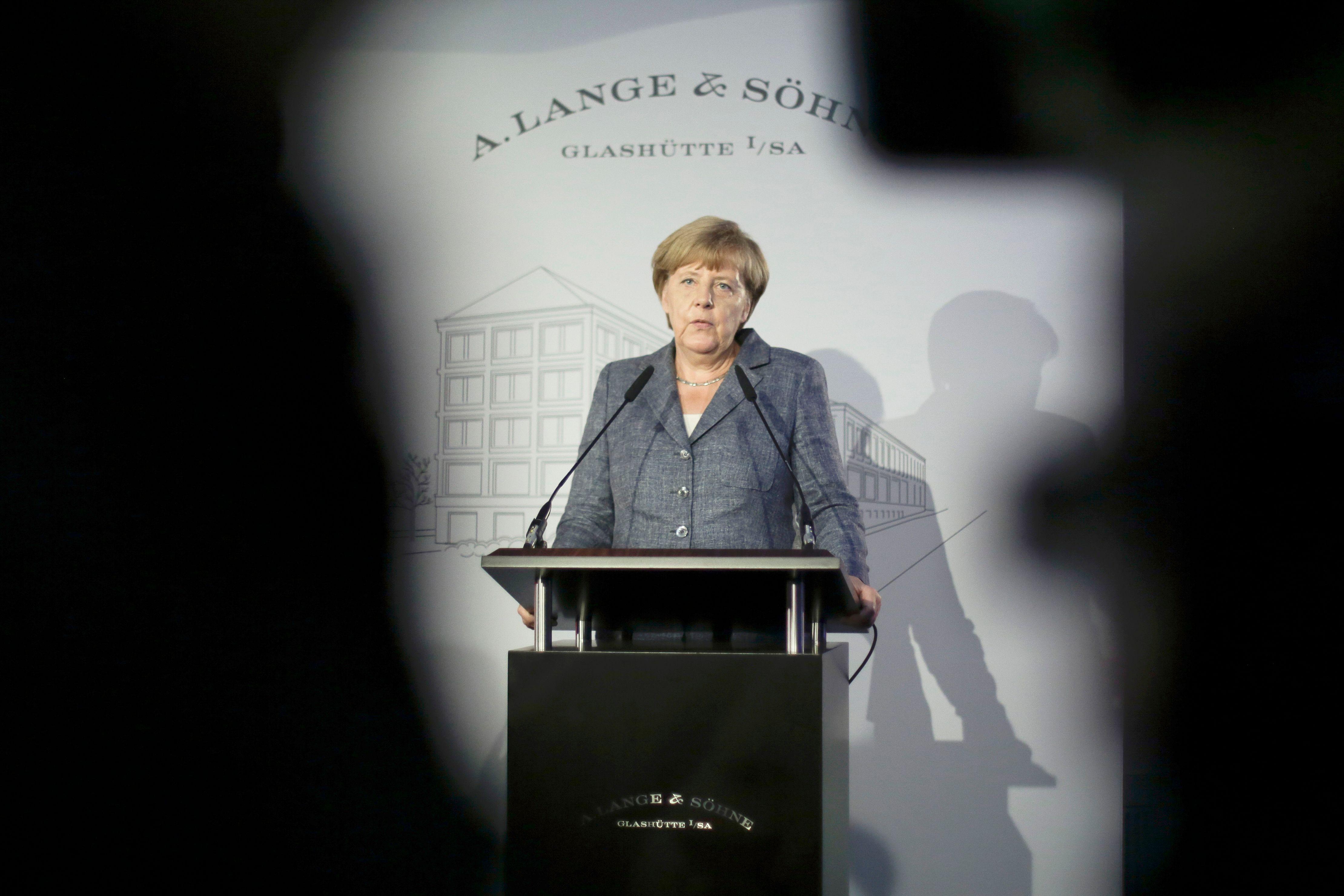 Angela Merkel participe à un sommet à Vienne avec les dirigeants des pays des Balkans de l'Ouest, et leur principal sujet de préoccupation est la crise des migrants.