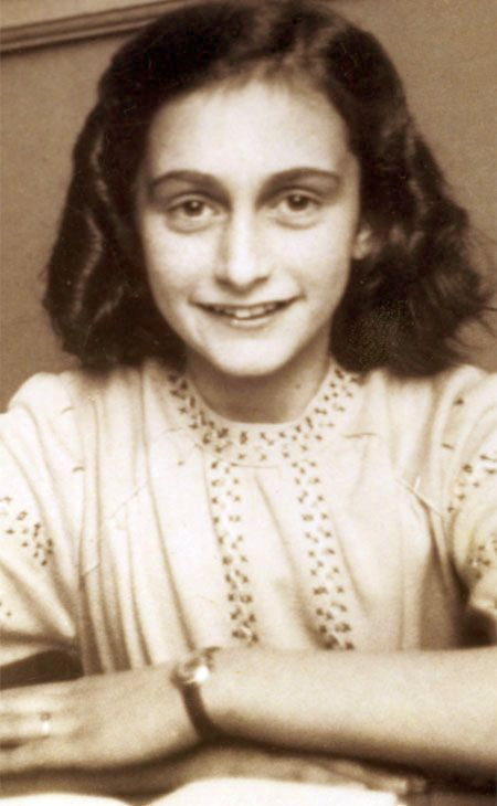 Le Journal d'Anne Frank diffusé sur Internet contre l'avis des ayants droit