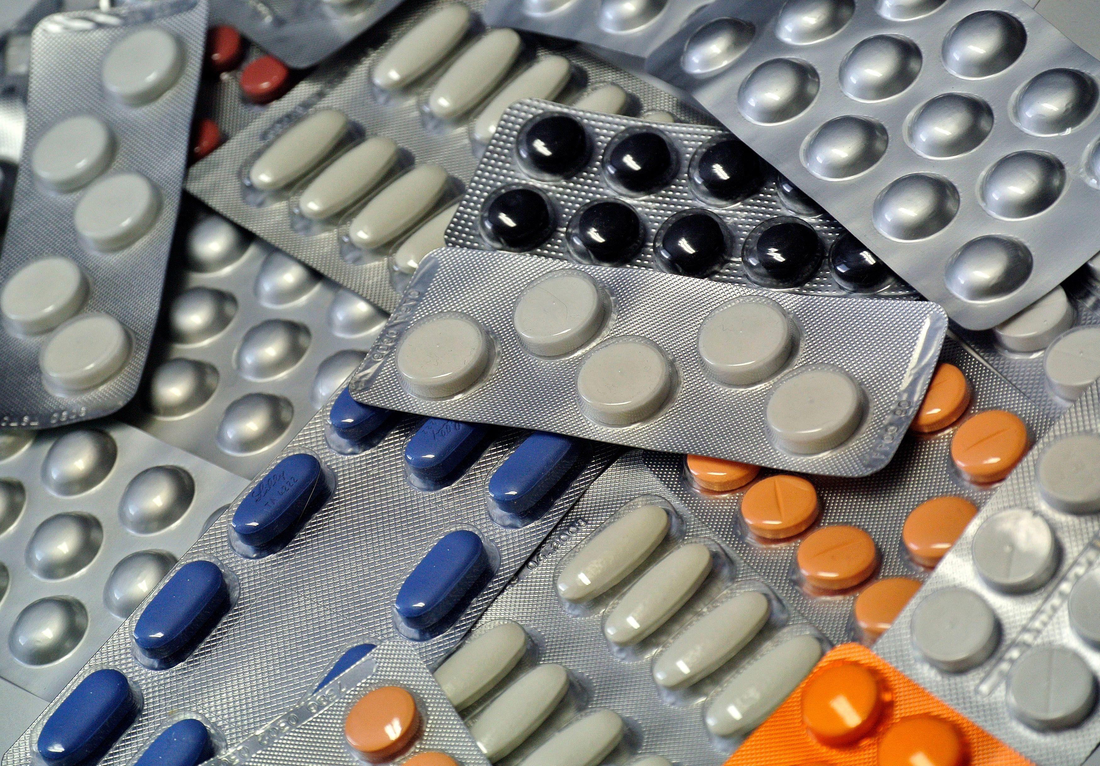 La consommation d'antibiotiques est repartie à la hausse.