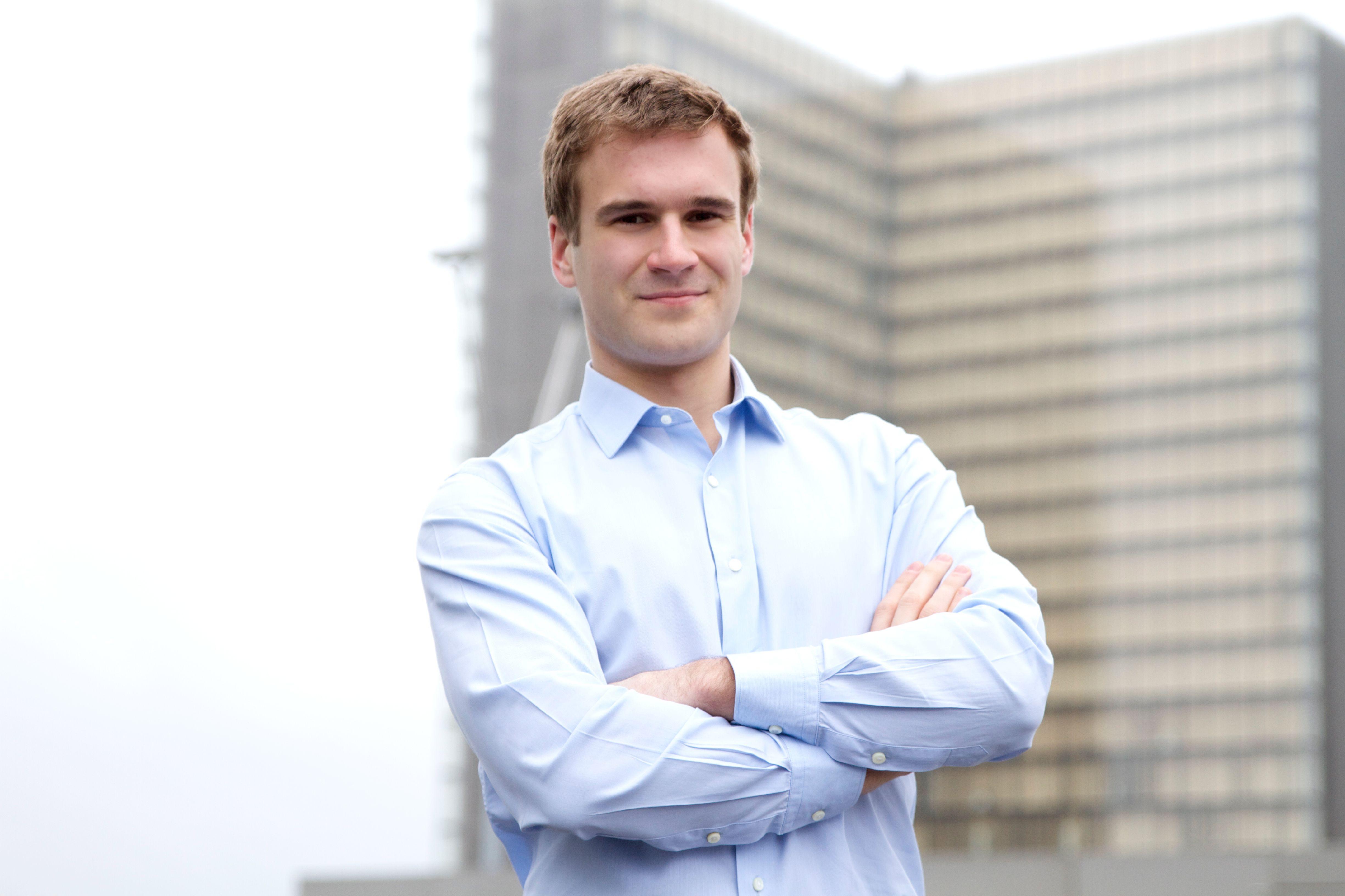 Antoine Baschiera fait profiter aux start-up des ingénieurs-conseil en stratégie grâce au concours GagnerDesIngénieurs.fr