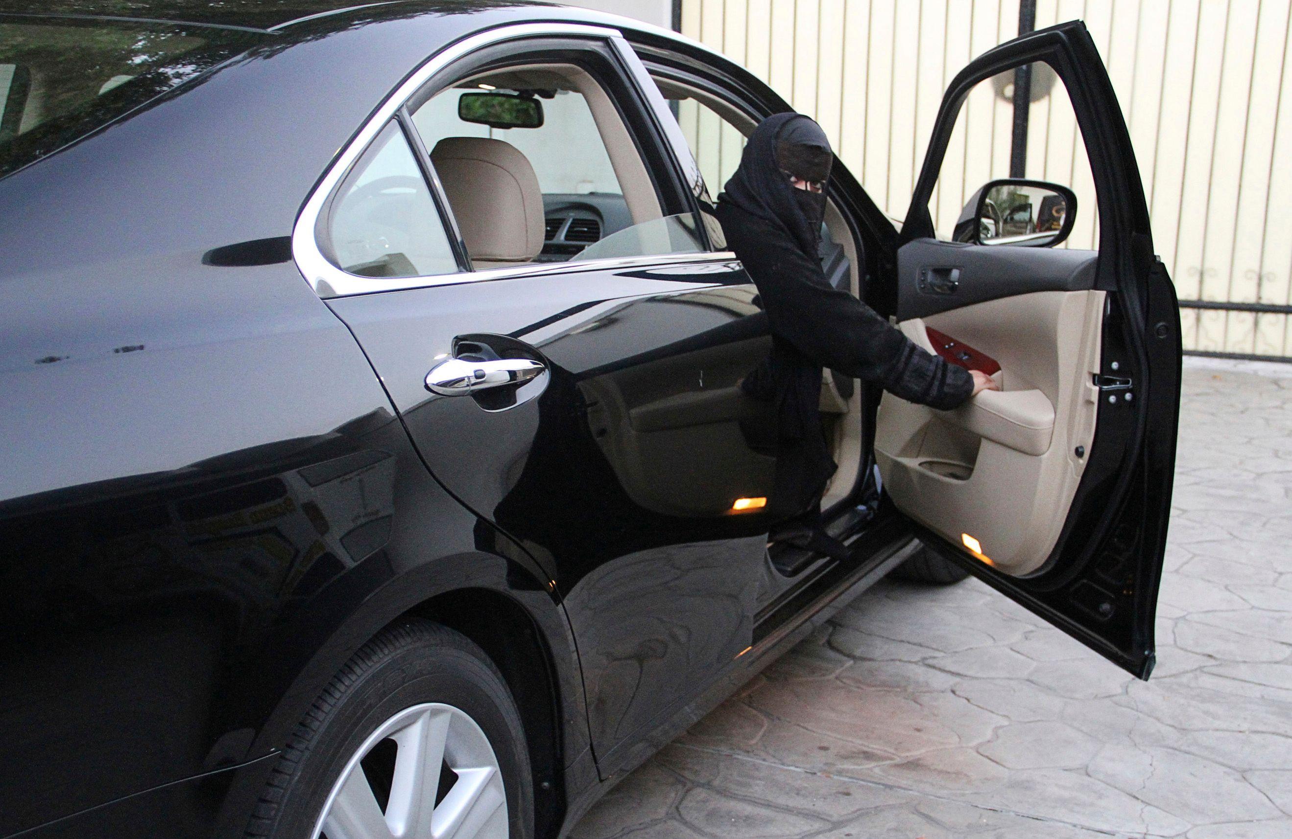 En Arabie saoudite, les femmes ne peuvent toujours pas conduire de voiture.