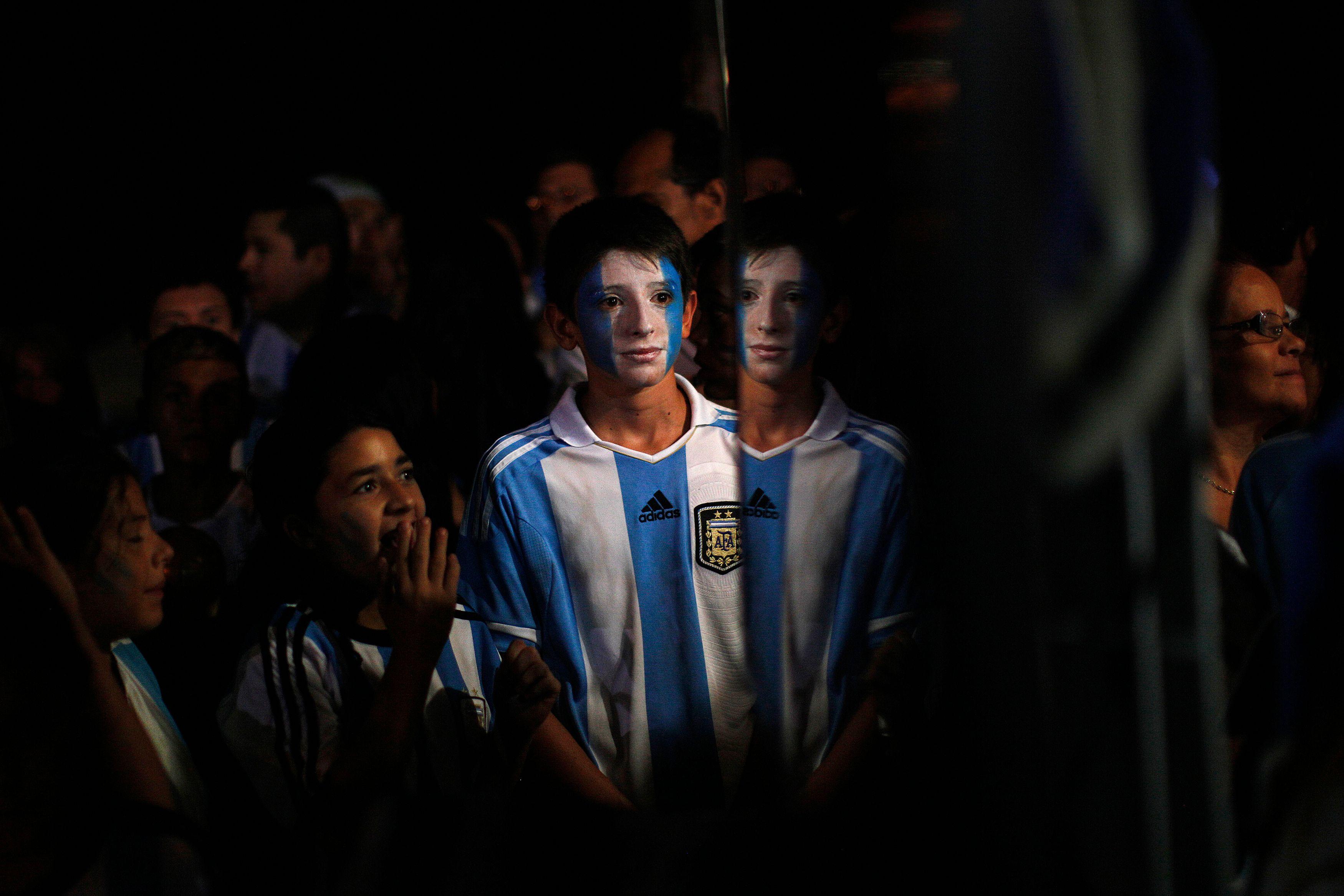 La détresse des supporters argentins qui devront attendre pour un troisième sacre mondial