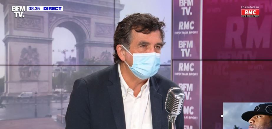 Arnaud Fontanet, épidémiologiste à l'Institut Pasteur, a répondu aux questions de Jean-Jacques Bourdin sur BFMTV et RMC ce mercredi 30 juin.