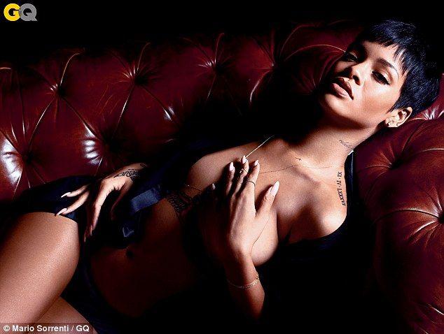 Rihanna a vivement répondu à une journaliste