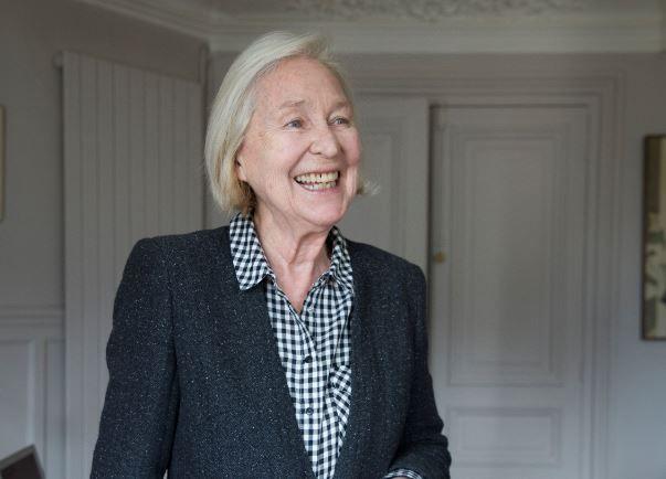 """Florence Delay a publié """"Un été à Miradour"""" chez Gallimard, en mars 2021."""