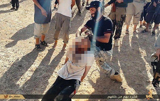 Les djihadistes massacrent les populations en Irak