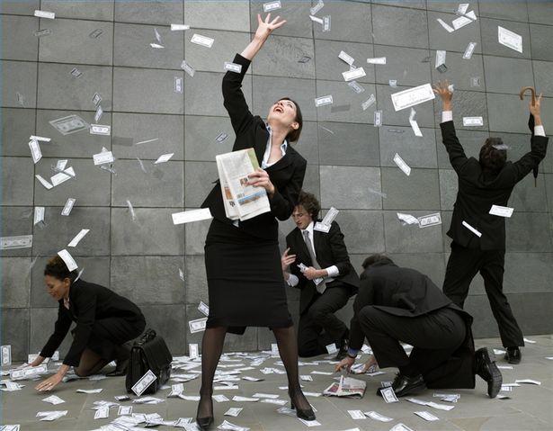En un an les dividendes versés dans le monde par les entreprises à leurs actionnaires ont augmenté de 11,7 %, pour un total de 426,8 milliards de dollars