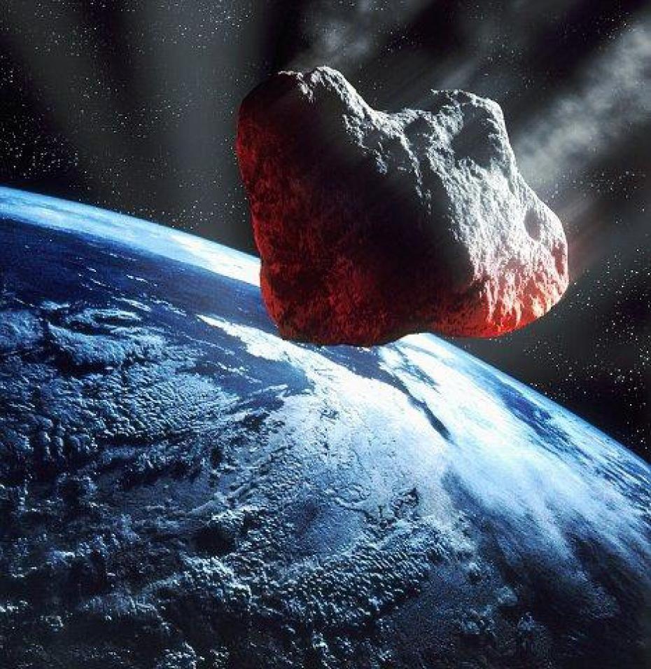 Danger venu de l'espace: 500 astéroïdes menacent actuellement la Terre