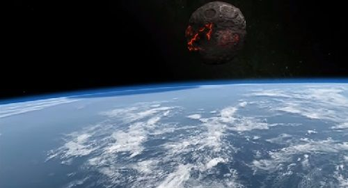 Un astéroïde d'un kilomètre de diamètre va frôler la Terre