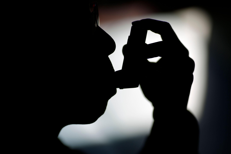 En France, la fréquence de l'asthme est de 10 à 12 % chez les treize-quatorze ans