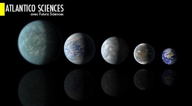 De la vapeur d'eau détectée dans l'atmosphère d'une superterre habitable ! Une première ; Saturne : Hubble photographie le seigneur des anneaux au plus près de la Terre