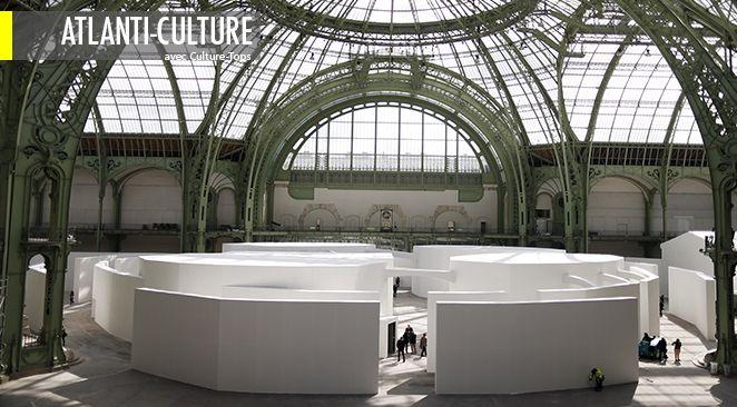 Monumenta 2014 : l'art, passerelle vers le sacré