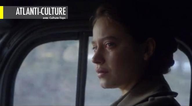 """D'après l'actrice Lou de Laâge « """"Les innocentes"""" est un film si actuel et le personnage que j'y joue est si moderne que je n'ai pas le sentiment d'avoir tourné une histoire qui se déroule en 1945. »"""