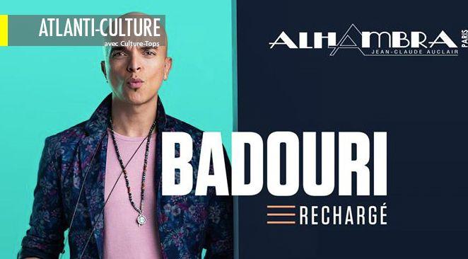"""""""Rachid Badouri: Rechargé"""" : Le temps passe trop vite, on aimerait rester encore..."""