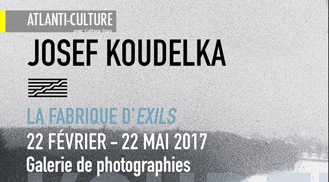 """""""Josef Koudelka, fabrique d'exils"""" : un grand photographe nomade, capteur de hasards"""