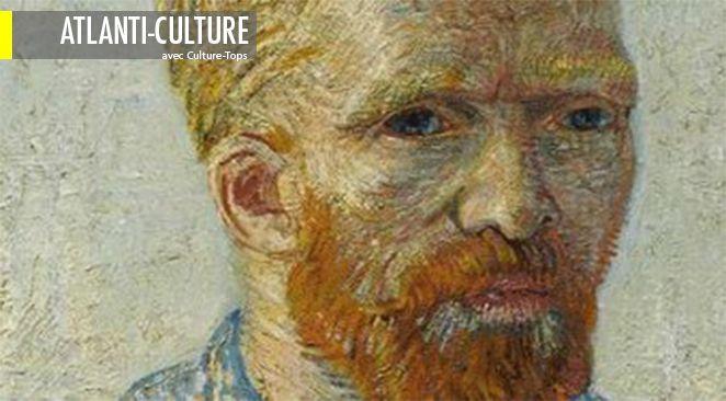 """""""Dès la première salle, le visiteur est saisi par le regard intense et impérieux de quatre autoportraits."""""""