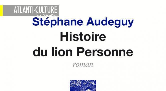 """""""Histoire du lion Personne"""" : plus original, tu meurs !"""