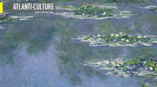 Une oeuvre de Claude Monet, l'un des fondateurs du mouvement de l'impressionnisme.