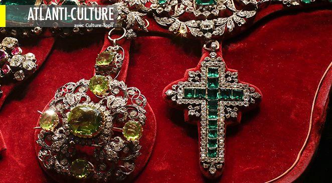 L'un des plus beaux trésors du monde est en exposition à Paris